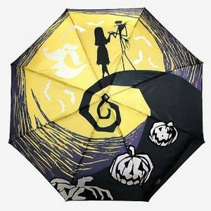 Nightmare Before Christmas Umbrella Color Changing